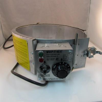 Expo Engineering TRX-5-H/R Pail Heater, 5-Gallon, 200 to 400°F, 1500 Watts, 120 V
