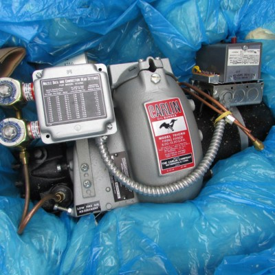 Carlin-701CRD Evaporator Oil Burner 6gph-13.2 gph