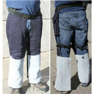 Chainsaw Chaps Steel Grip