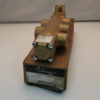 Versa VUL-4503-valve directionnelle Pneumatique 4-3 Manuelle