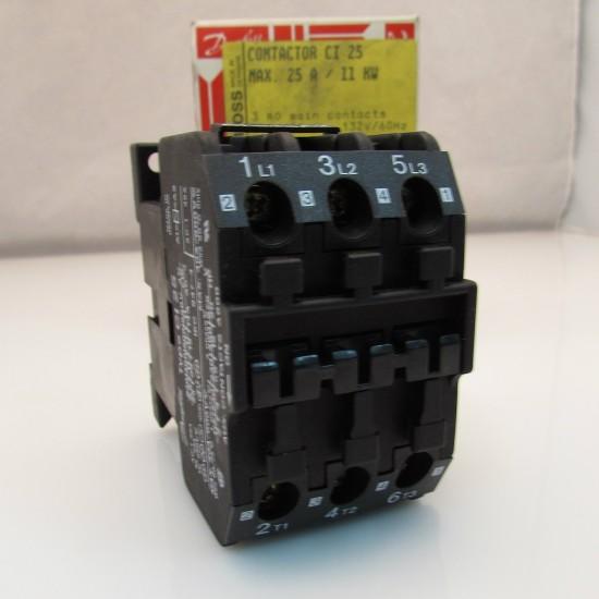 Danfoss Contacteur CI-25  037H0051-22
