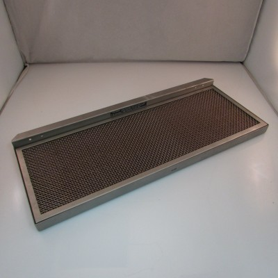 Air Filter Element Stainless Steel Frame 17 3/8'' x 6 1/2''