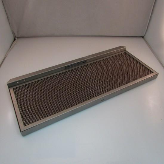 Filtre a Air Boitier Acier Inox Climatisation 17 3/8'' x 6 1/2''