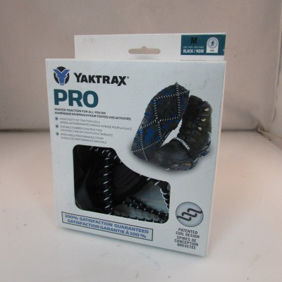 Yaktrax Pro M Boot Winter Traction