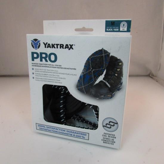 Yaktrax Pro M Winter Traction Hivernale pour Bottes